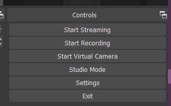 camara virtual obs studio