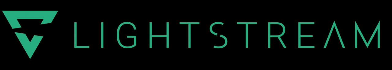 Logotipo de Lightstream
